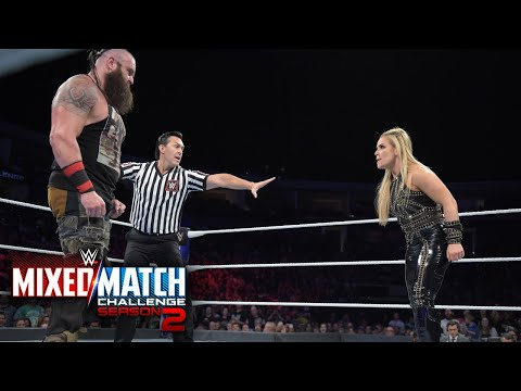 Relive all the hard-hitting action from the first week of WWE MMC Season 2