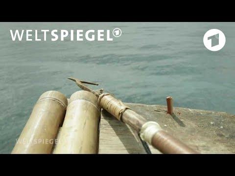 Walfang mit Speer und Stoßgebet | Weltspiegel