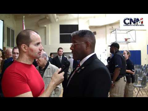 Conservative New Media - Congressman Allen West responds to President Obama's comments to the Congressional Black Caucus to