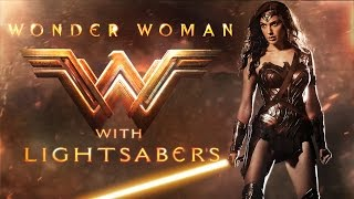Nonton Wonder Woman With Lightsabers Film Subtitle Indonesia Streaming Movie Download