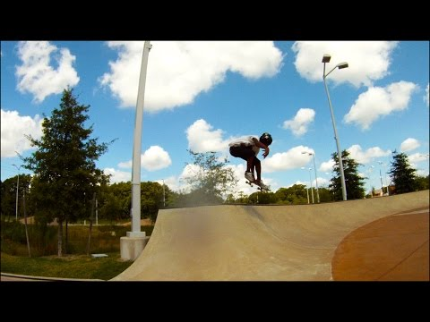 North Houston Skatepark | Closer look