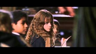 Harry Potter And The Chamber Of Secrets - Minerva McGonagall Tells About The Chamber Of Secrets