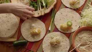 How to Make Fish Tacos - Fish Tacos Recipe