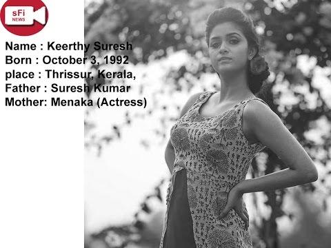 Rajini Murugan Heroine Keerthi Suresh Family Photos Hot Hd Image