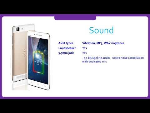 vivo X5Max Platinum Edition Specification