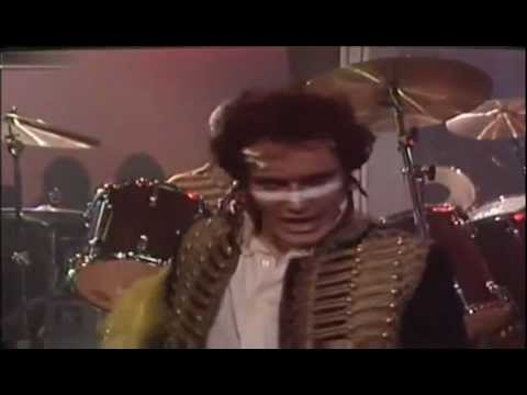 Adam Ant (Adam & The Ants): Dog eat Dog (1981)