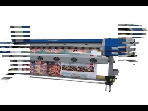 China Low price y jet eco solvent printer,1 8 mtr ecosolvent printer,mootooh large format ecosolvent