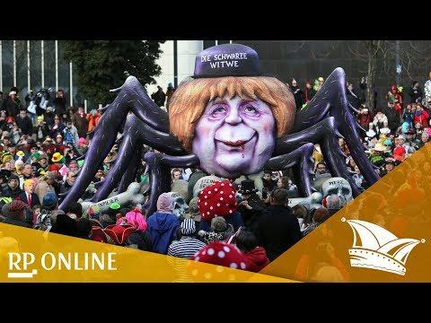 Rosenmontag in Düsseldorf 2018: Das sagen die Narren  ...