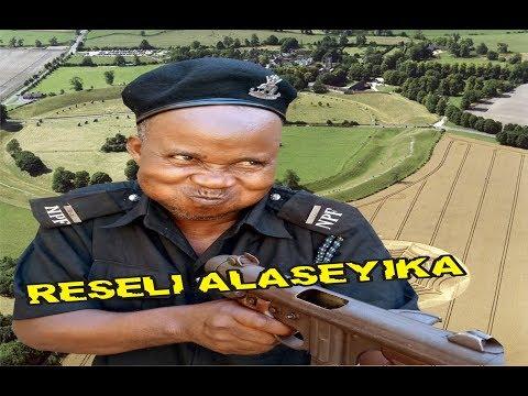 RESELI ALASEYIKA, (Okunnu & Aminatu papapa movie )Yoruba Movie 2017, New release.