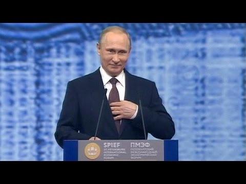 Β. Πούτιν: «Άνοιγμα» σε Ευρώπη και ΗΠΑ – economy
