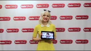 Dove Cameron reacts to Thomas Doherty's bad pirate joke! Watch Descendants 2 Friday, July 21 at 8p on Disney Channel! Watch more from Radio Disney! ►https://youtu.be/9PvGQfng2Rk?list=PLevlzushmfJ41ylG8UXLPRj7xBK6Wv4n1 Stick around for more Radio Disney!►http://www.youtube.com/user/RadioDisney?sub_confirmation=1The official Radio Disney channel is where you can get an inside look at what's new from your favorite artists including Ariana Grande, R5, Zendaya, Nick Jonas, Becky G and more! Watch performances from the Radio Disney Music Awards, catch up with artists in the studio, and see exclusive acoustic performances!Listen Now!►http://www.radiodisney.com/Like us on Facebook►https://www.facebook.com/radiodisneyFollow us on Twitter►https://twitter.com/radiodisneyGet the Radio Disney app on iTunes►https://itunes.apple.com/app/radio-disney/id327576776?mt=8