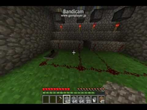 【Minecraft】簡単な自動小麦収穫機の作り方【ゆっくり】