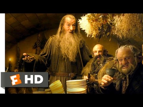 The Hobbit: An Unexpected Journey - What Bilbo Baggins Hates Scene (2/10) | Movieclips
