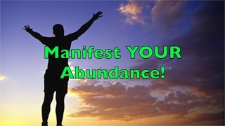 Manifesting YOUR Wealth - Wealth Shaman - Chapter Two