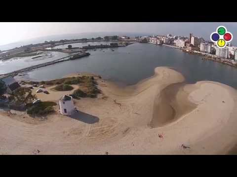 Barreiro Drone Video