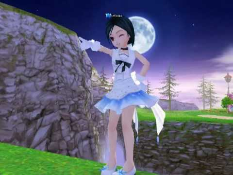 PANGYA snow flower clothes of Lucia
