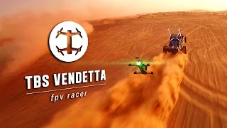 TBS Vendetta vs. 1600hp Sand Cars