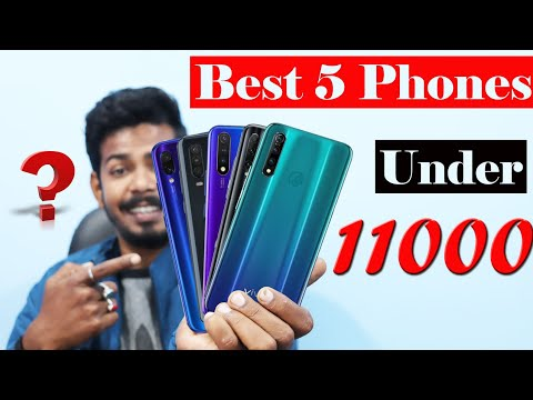 Top 5 Phones Under 11000 In February 2020 [The 117]