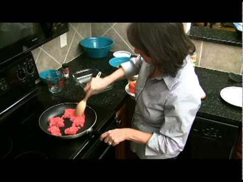 From HCG Gourmet Recipe Beef Stuffed Tomatoes