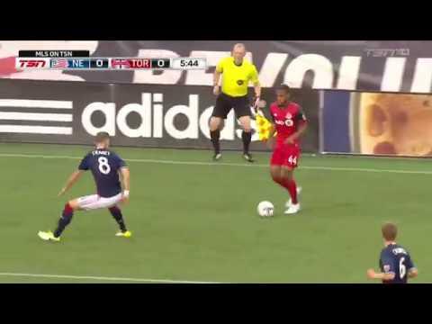 Video: Match Highlights: Toronto FC at New England Revolution - June 3, 2017