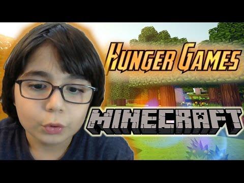 Minecraft HUNGER GAMES ( Baran Kadir Tekin )