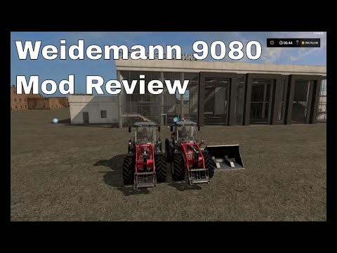 Weidemann 9080 v1.0