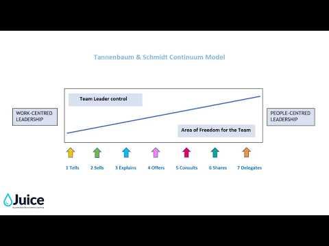 The Tannenbaum & Schmidt Continuum Theory