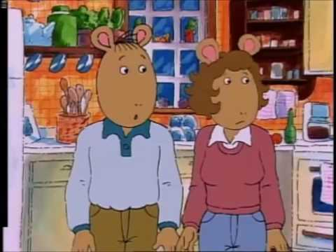 Arthur S1 EP 18 - Arthur's Chicken Pox and Sick as a Dog