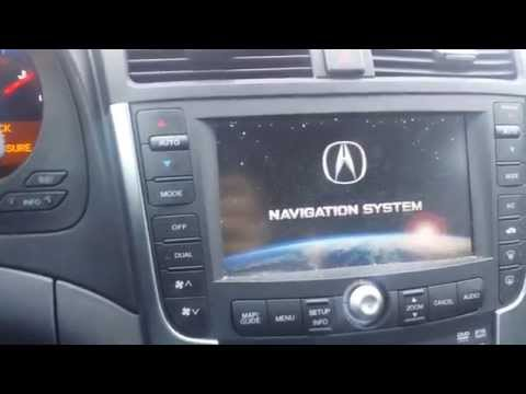 how to fix acura tl cd player