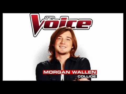 Video Morgan Wallen Collide Studio Version The Voice 2014 download in MP3, 3GP, MP4, WEBM, AVI, FLV January 2017