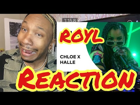 Chloe x Halle - Rest of Your Life (REACTION) performance for Global goal: unite for our future