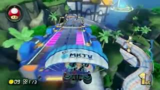 WiiU 居残り組(多分)によるレース。good games♪2017年4月29日