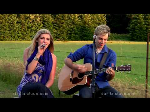 """Fix You"" Coldplay (cover by Riana & Derik Nelson)"