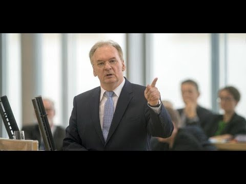 Sachsen-Anhalts Ministerpräsident Haseloff (CDU) lehn ...