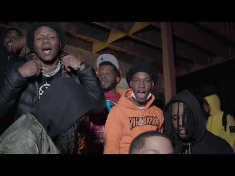 "Lil Mello x 700 Calx RoadRunner GlockBoyz TeeJae & Tez | ""700Gloxks"" [4k Music Video]"