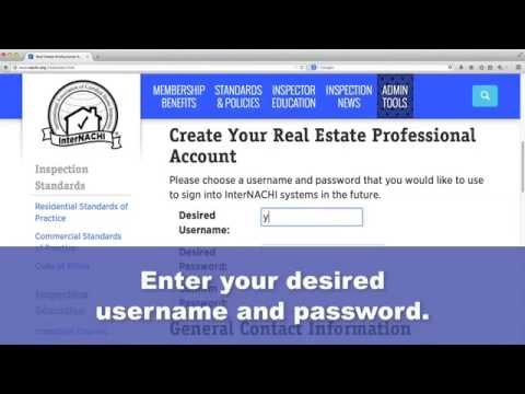 How Real Estate Agents Log into a Free, Online Continuing Education Course