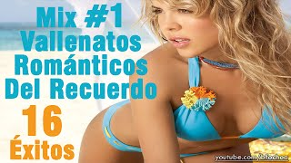 Mix - Vallenatos Románticos - YouTube