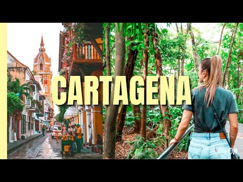 CARTAGENA, COLOMBIA 🇨🇴| What to do, What to see, Where to Eat & TOURIST TRAPS (2020)