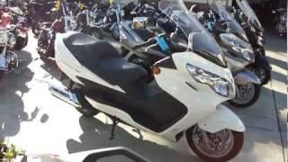 10. 2011 Suzuki Burgman 400 ABS