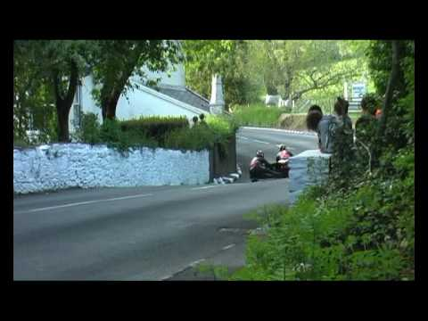 Isle Of Man TT 2010. Sidecars.