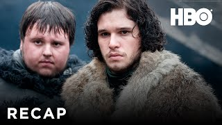 Game of Thrones Season 6 premieres April 25, 2016. Buy Seasons 1-4 from Amazon UK: http://amzn.to/1ooo1RF Pre-order...