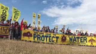 Standing Rock Up-Date