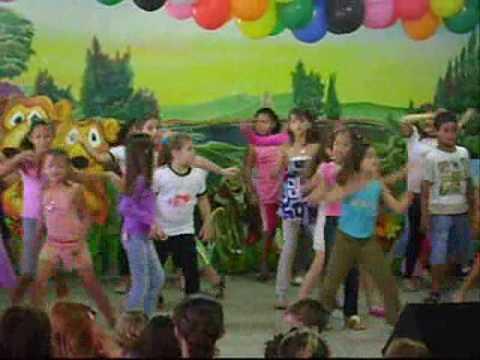 Dia das crianças em reginópolis