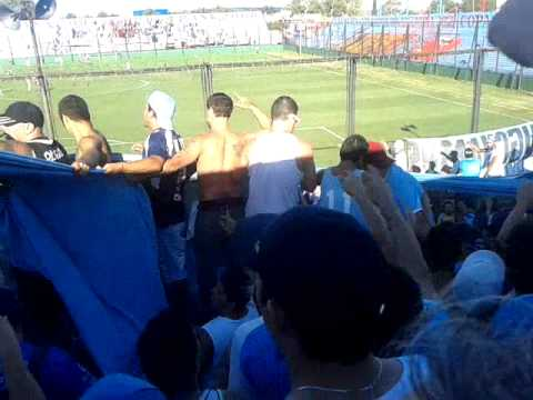 Video - La hinchada de temperley - Los Inmortales - Temperley - Argentina