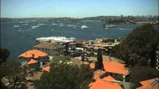 Sydney Webcam Time Lapse for Sat, 1st January 2011