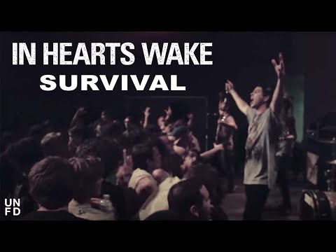 PREMIERE: In Hearts Wake - Survival (The Chariot)