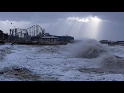 Nigel And Gertrude To Be Among UK Storm Names