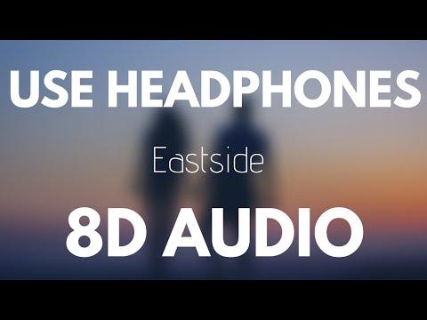 Video Benny Blanco , Halsey & Khalid - Eastside (8D AUDIO) download in MP3, 3GP, MP4, WEBM, AVI, FLV January 2017