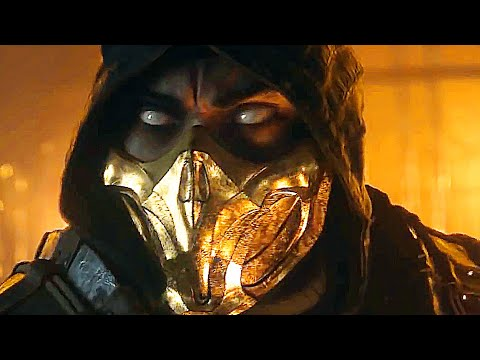 MORTAL KOMBAT 11 Complete Story All Cutscenes Movie (MK11)