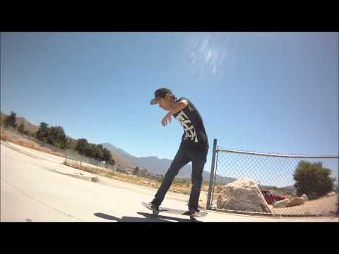 Chillin' at Yucaipa Skatepark with Andrew & Enrique